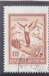 de America - Argentina -  DEPORTES DE INVIERNO EN BARILOCHE