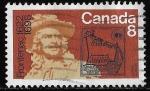 Sellos de America - Canadá -  Canadá-cambio