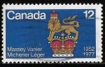 de America - Canadá -  Canadá-cambio