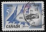 sello : America : Canadá : Canadá-cambio