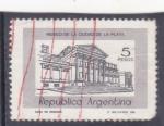 Stamps : America : Argentina :  MUSEO DE LA CIUDAD DE LA PLATA
