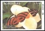Sellos del Mundo : America : Honduras : Heliconiinae Dryadula Phalusa
