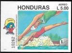 de America - Honduras -  XI Juegos Deportivos Panamericanos