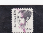 Stamps : America : United_States :  DOROTHEA DIX
