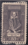 Stamps : America : United_States :  SHAKESPEARE