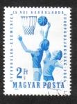 de Europa - Hungría -  9º Campeonato Europeo de Baloncesto Femenino