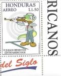 Sellos de America - Honduras -  VI Juegos Deportivos Centroamericanos
