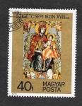 Stamps Hungary -  2386 - Pintura