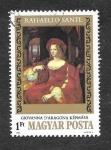 Sellos de Europa - Hungría -  2786 - Pintura