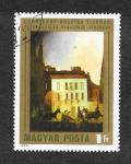 Sellos de Europa - Hungría -  Pintura