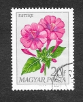 Stamps : Europe : Hungary :  1926 - Planta