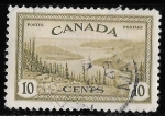Stamps of the world : Canada :  Canadá-cambio