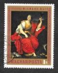 de Europa - Hungría -  Pintura