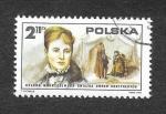 de Europa - Polonia -  Bicentenario de la Revolución Americana