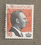 Stamps Europe - Luxembourg -  Gran Duque