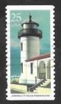 Sellos del Mundo : America : Estados_Unidos : 1896 - Faro Admiralty Head, en Washington