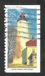 Sellos del Mundo : America : Estados_Unidos : 1900 - Faro Sandy Hook, en New Jersey