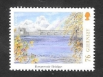 Stamps : Europe : United_Kingdom :  Guernsey - Europa, Puente