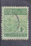 de America - Cuba -  RECOLECTANDO TABACO