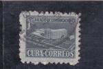 Stamps Cuba -  PALACIO DE COMUNICACIONES