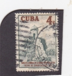 de America - Cuba -  PARTE DE LA MURALLA DE LA HABANA