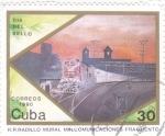 de America - Cuba -  DIA DEL SELLO