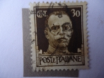 Stamps of the world : Italy :  King Emmanuel III de Italia-1929 -Serie:Imperial.