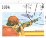 de America - Cuba -  JUEGOS OLIMPICOS BARCELONA-92