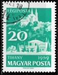 Sellos de Europa - Hungría -  Hungria-cambio