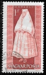 Stamps of the world : Hungary :  Hungria-cambio