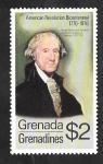 Sellos del Mundo : America : Granada : 124 - George Washington