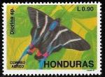 Sellos del Mundo : America : Honduras : Diorina sp