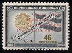 Stamps  -  -  Honduras 1940
