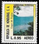 Sellos del Mundo : America : Honduras : Turismo. Lago de Yojoa