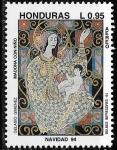 Stamps  -  -  Honduras 1994