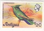 Sellos del Mundo : America : Antigua_y_Barbuda : AVE-ANTILLEAN CRESTED
