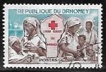 Sellos del Mundo : Africa : Benin : Cruz Roja