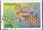 Stamps : Africa : Tanzania :  PEZ CEBRA