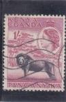 Stamps : Africa : Kenya :  LEON