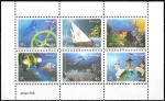 Stamps of the world : Portugal :  Expo 98