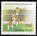 Sellos de Europa - Portugal -  Grandes acontecimientos deportivos de 1982
