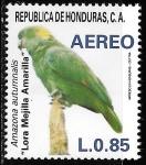 Stamps  -  -  Honduras 1987
