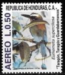 Sellos del Mundo : America : Honduras : Pájaros
