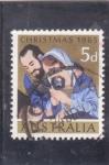 Sellos del Mundo : Oceania : Australia : NAVIDAD-65