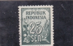 Stamps Indonesia -  CIFRA