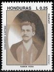 Stamps  -  -  Honduras 1993