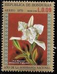 Stamps  -  -  Honduras 1970