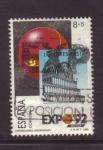 Stamps Spain -  exposiciones universales