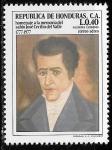 Sellos del Mundo : America : Honduras : Bicentenario del nacimiento de José Cecilio del Valle