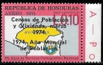 Sellos del Mundo : America : Honduras : Honduras-cambio